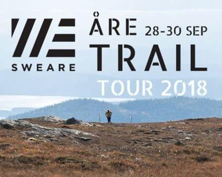 SWEARE Åre Trail Tour 2018