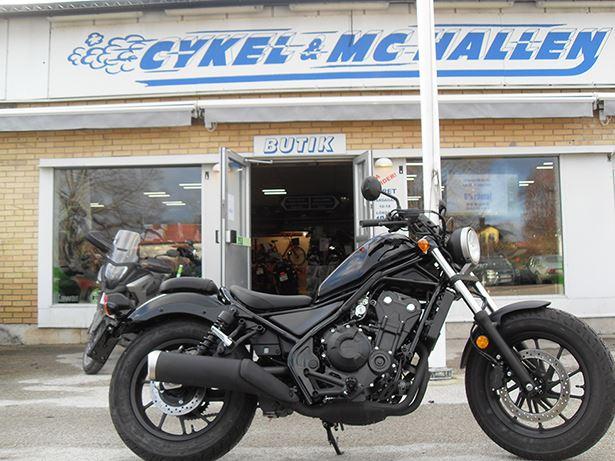 Klass C - Honda CMX500