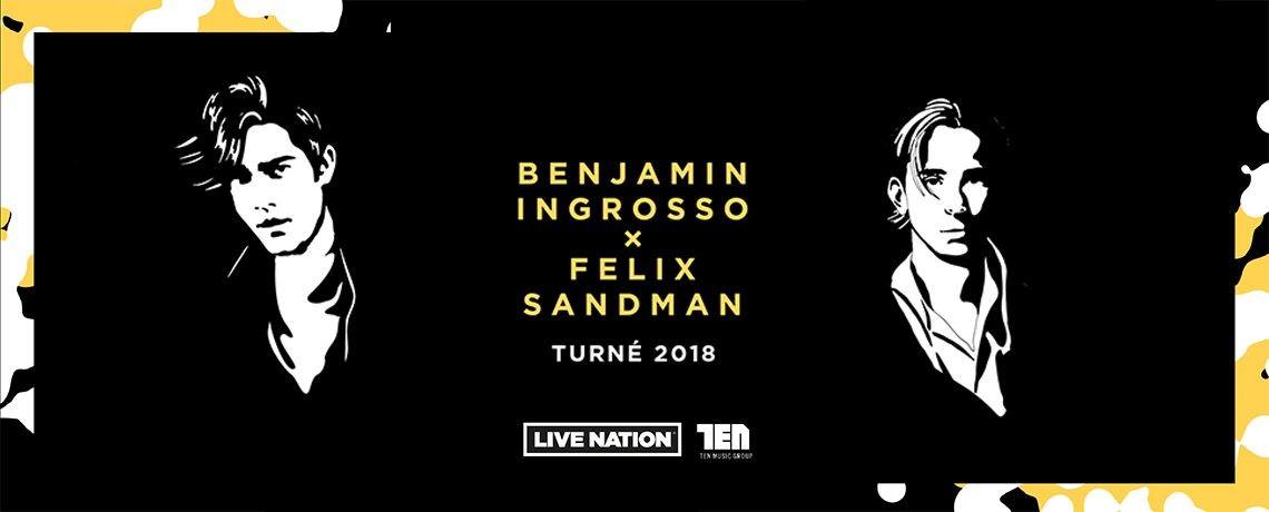 Benjamin Ingross x Felix Sandman