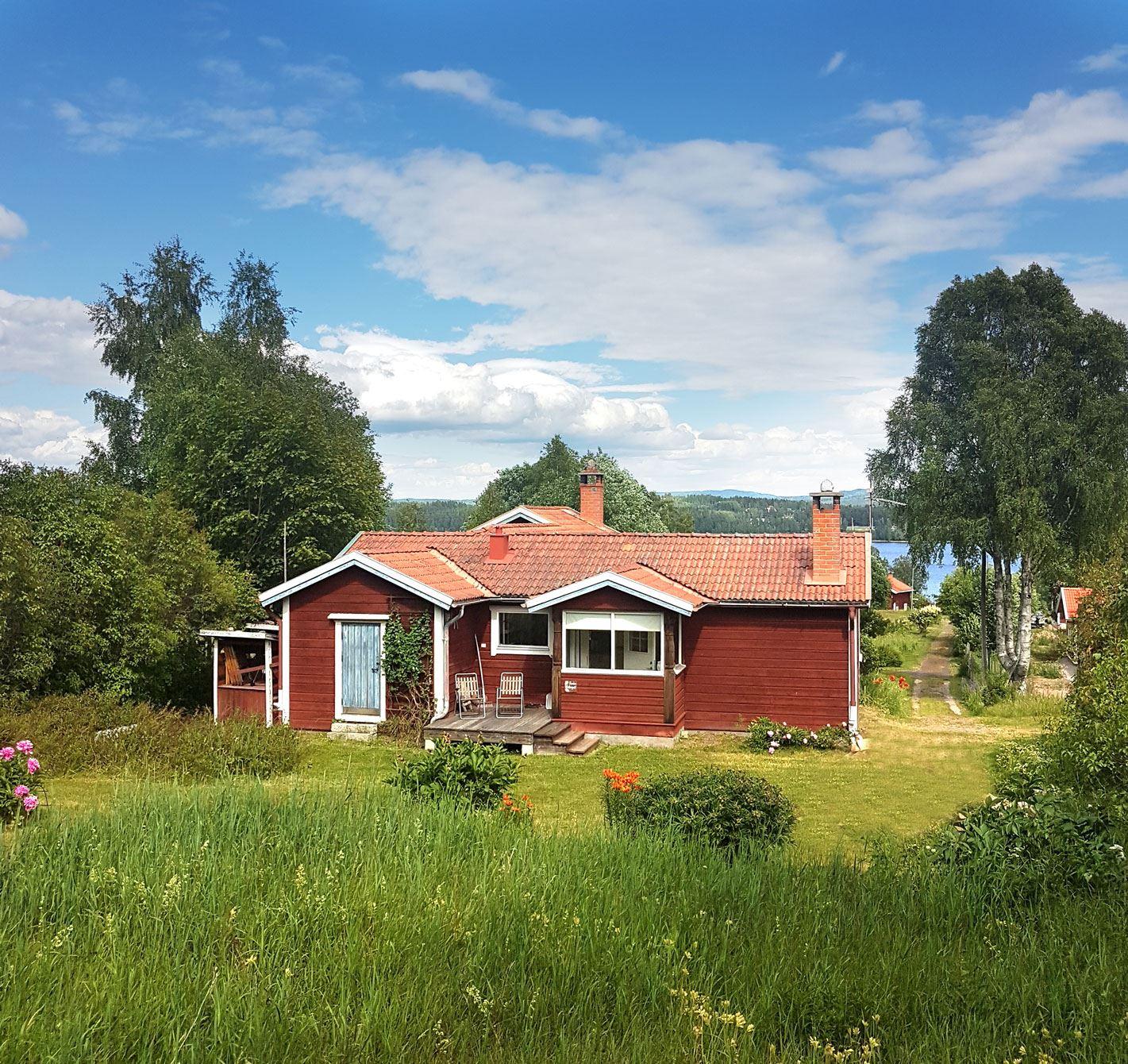 L501 Västanvik, 5 km W Leksand