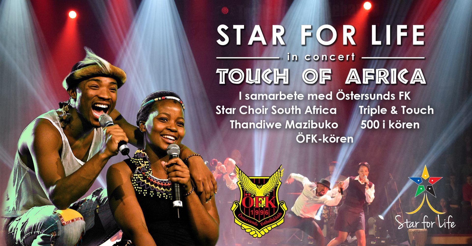 © Star for Life, Östersunds FK, Star for Life in Concert