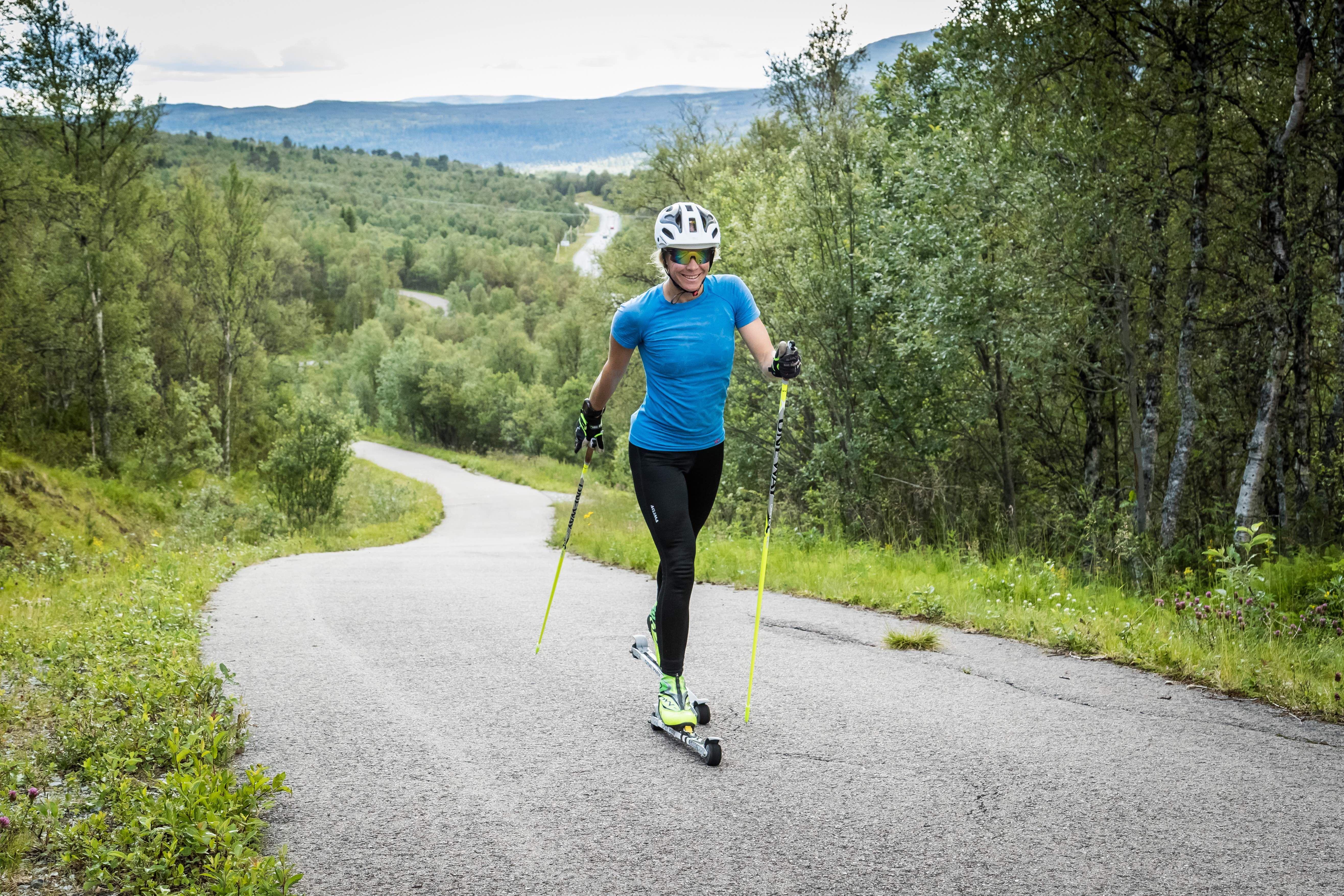 Mikaelas Skidskola - Personlig Träning Online