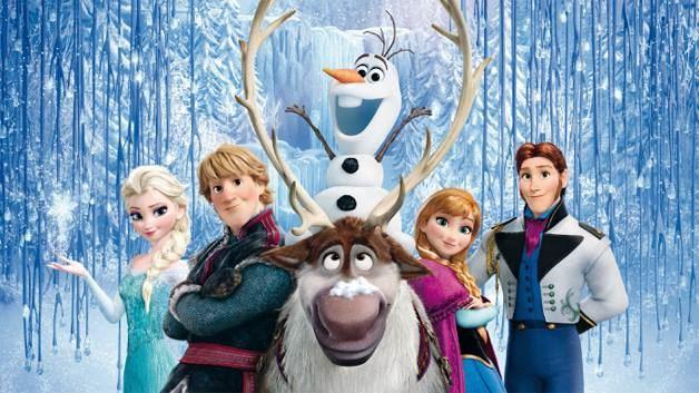 Gnosjö höstfestival: Film: Frost, Sing-a-long