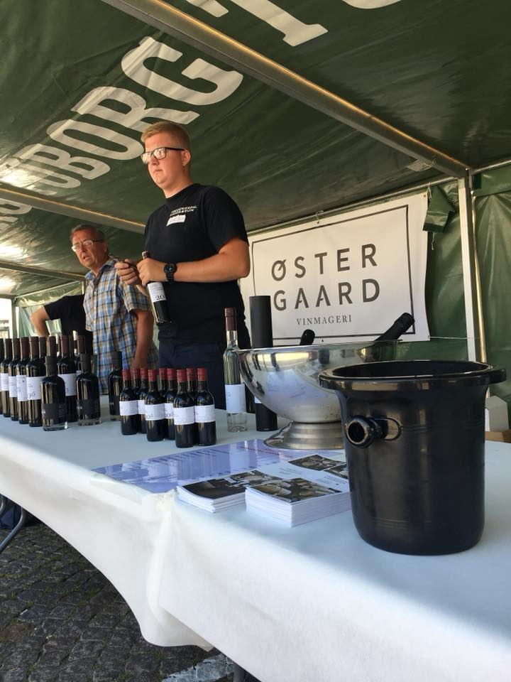 © Søren Rosenberg Jensen , Nakskov Food Market - Fødevaremarked