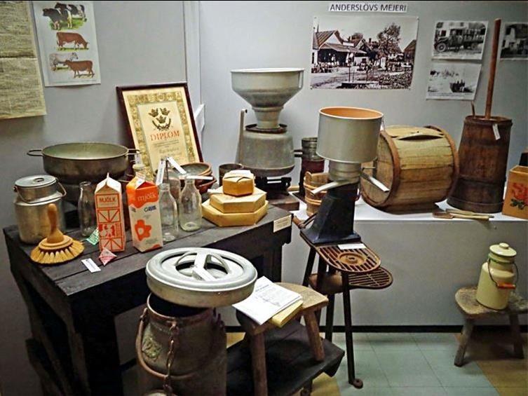 Öppet Anderslövs Museum
