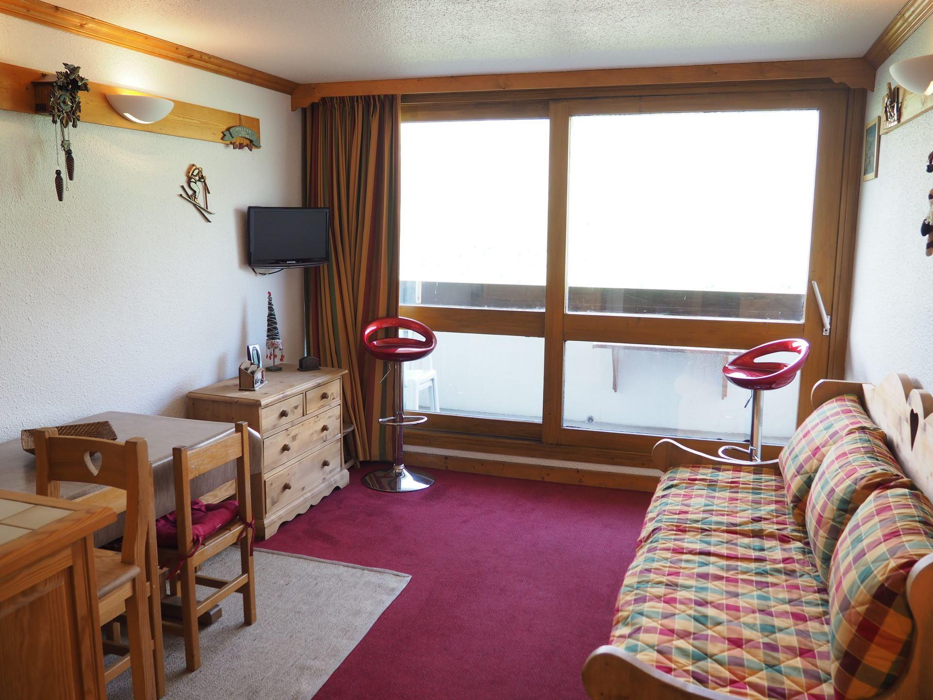 4 Pers Studio ski-in ski-out / COTE BRUNE 213