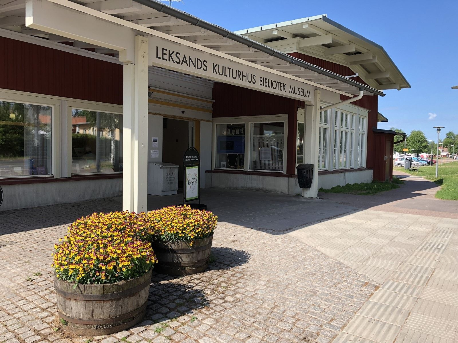 Leksands kulturhus