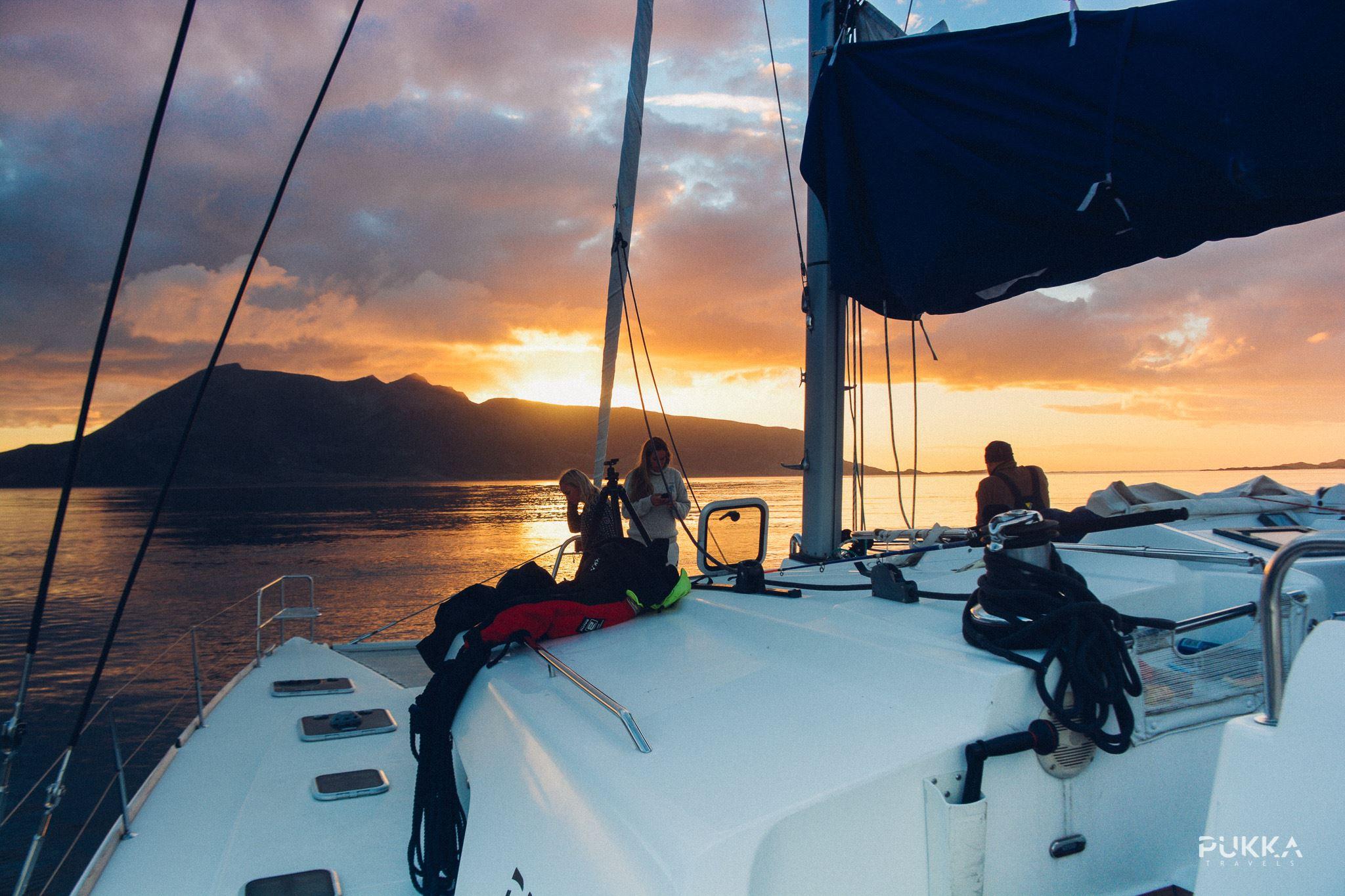 Midnight Sun Sailing