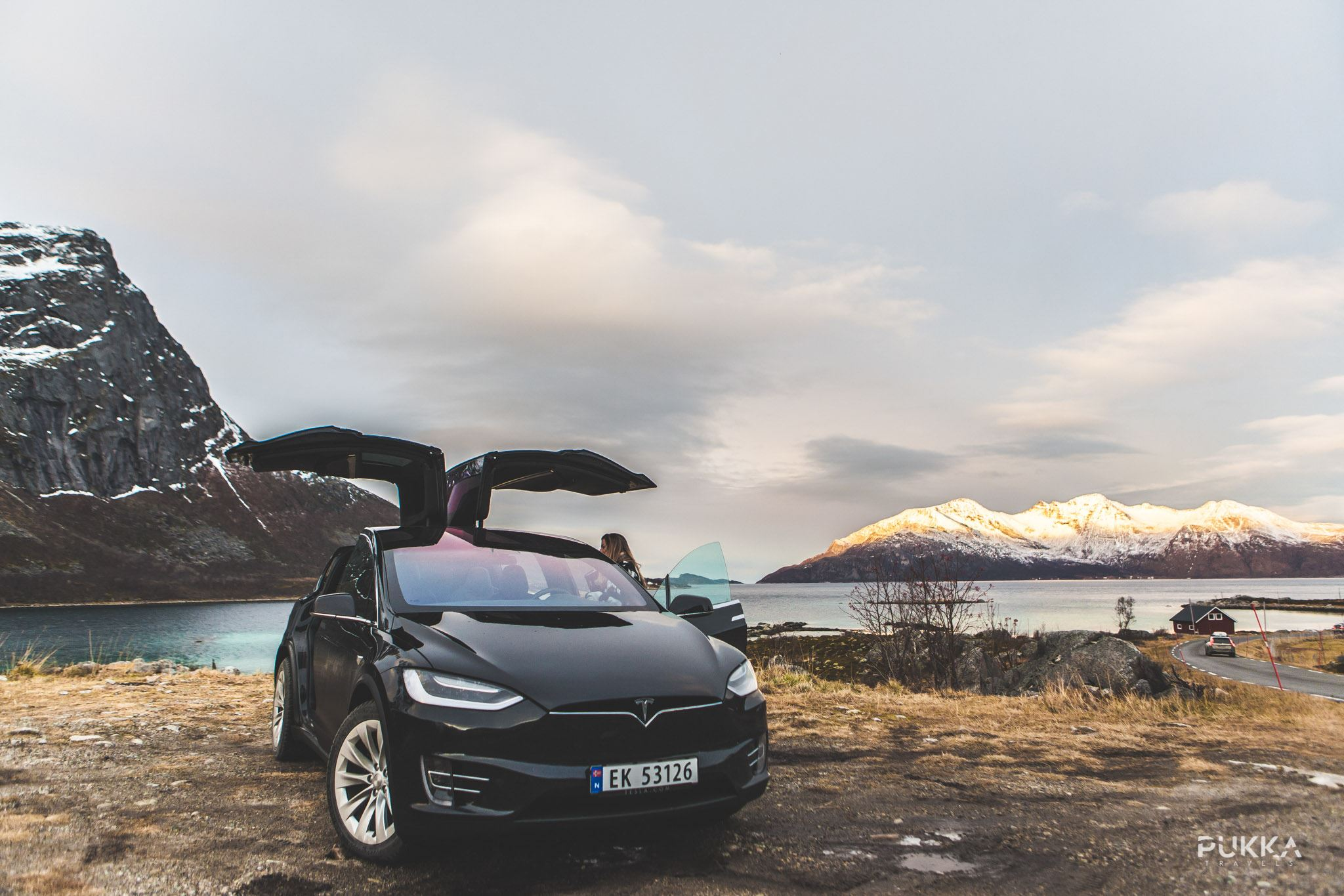 Tesla x Fjord Sightseeing Adventure