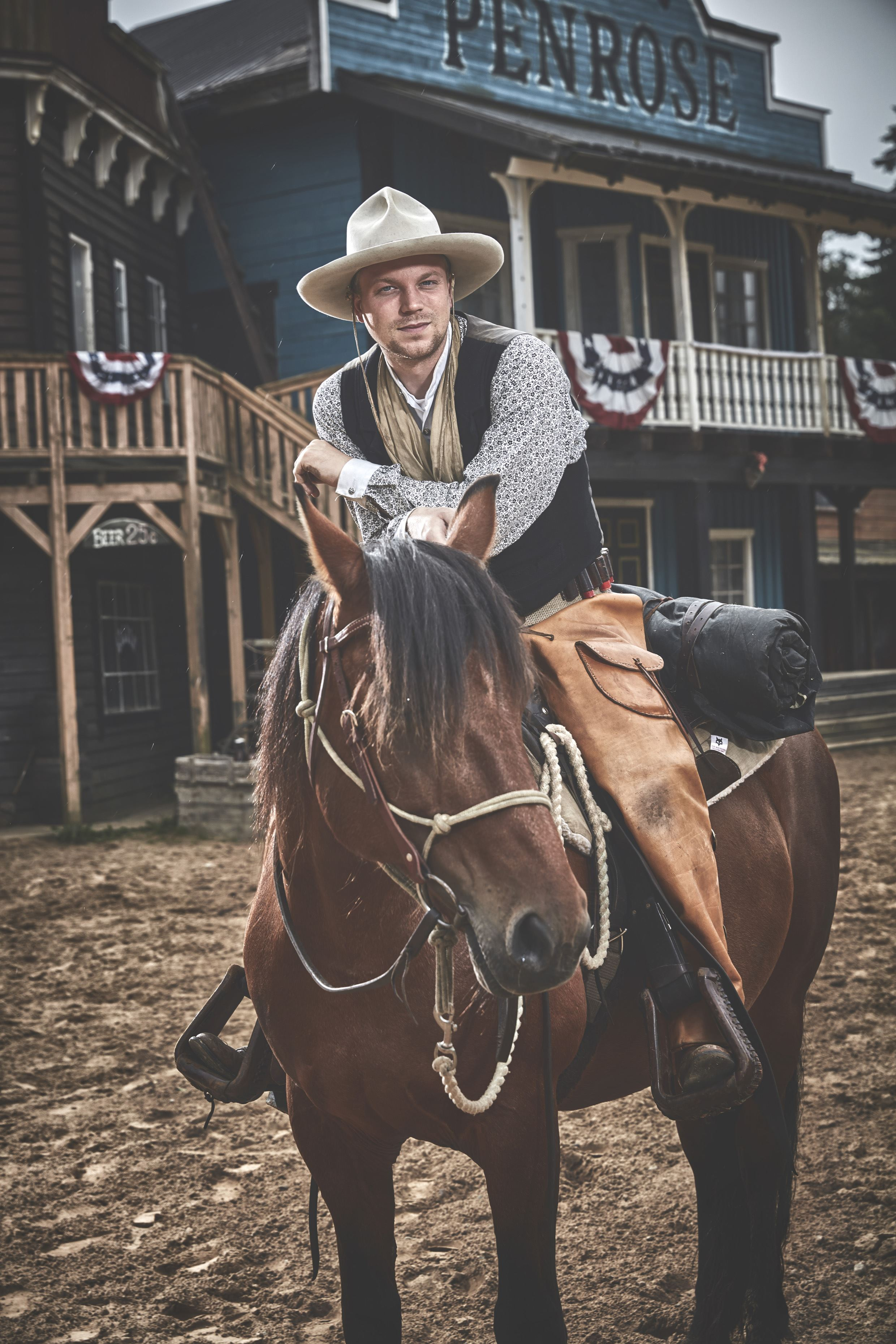 HIGH CHAPARRAL HORSE SHOW & WESTERN WEEKEND