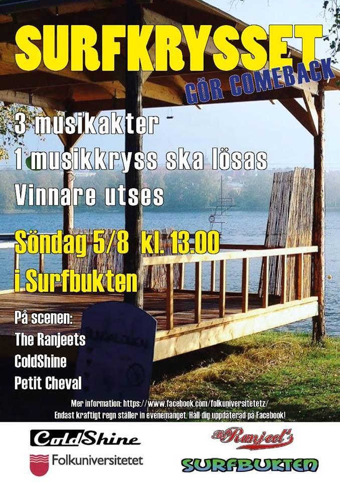 Foto: folkuniversitetet,  © Copy:Visit Östersund, The surf quizz in Surfbukten #2