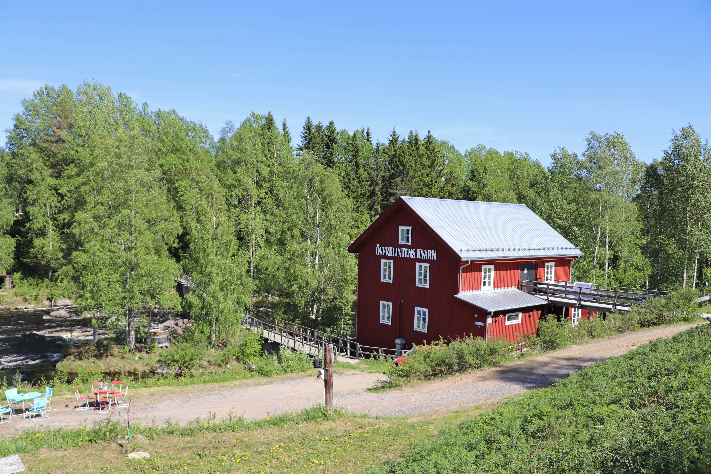 Dante Dahlgren, The Mill Hotel at Överklinten