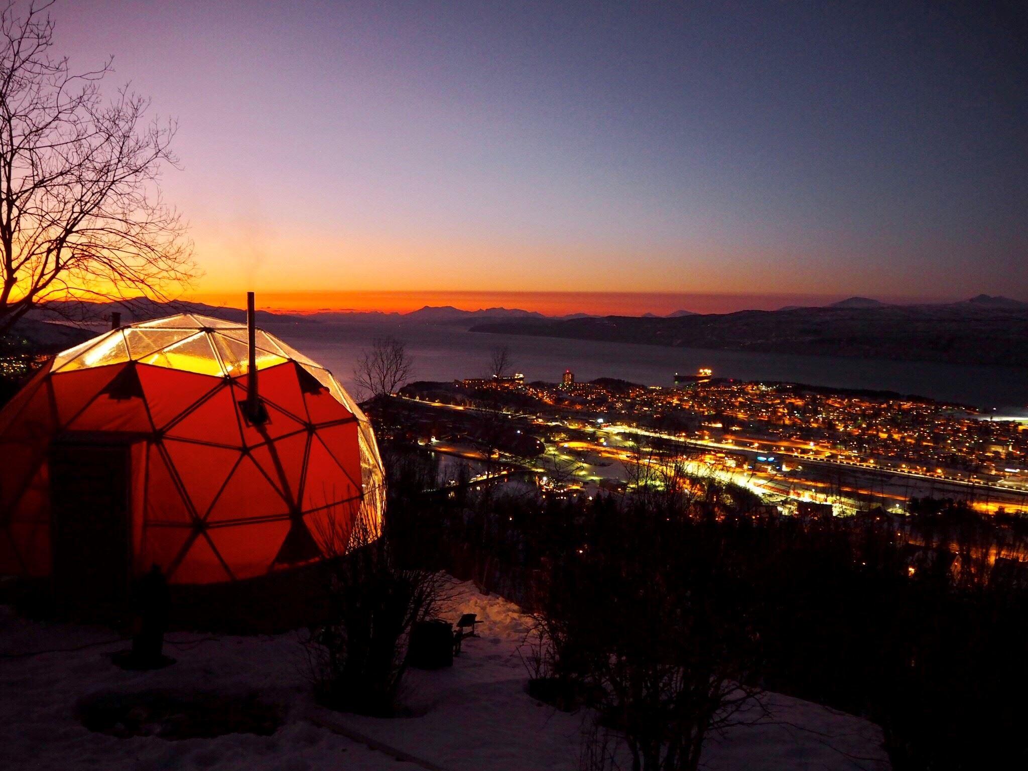 Arctic Dome