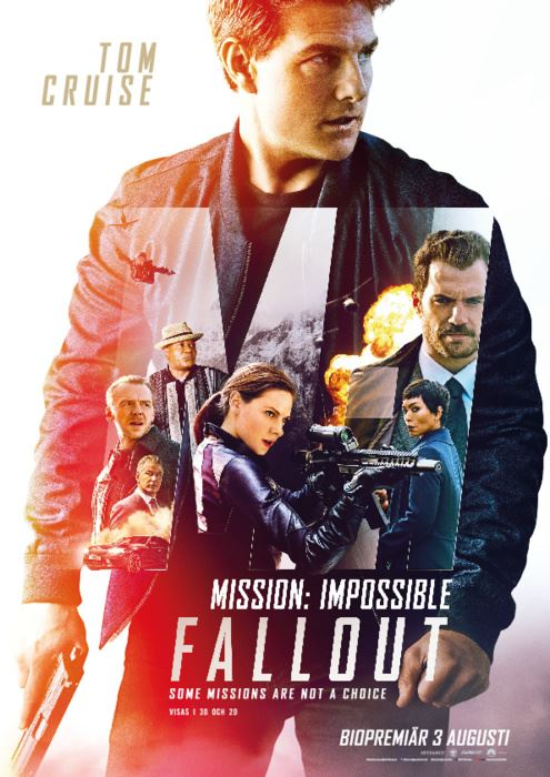 MISSION: IMPOSSIBLE 6     FALLOUT