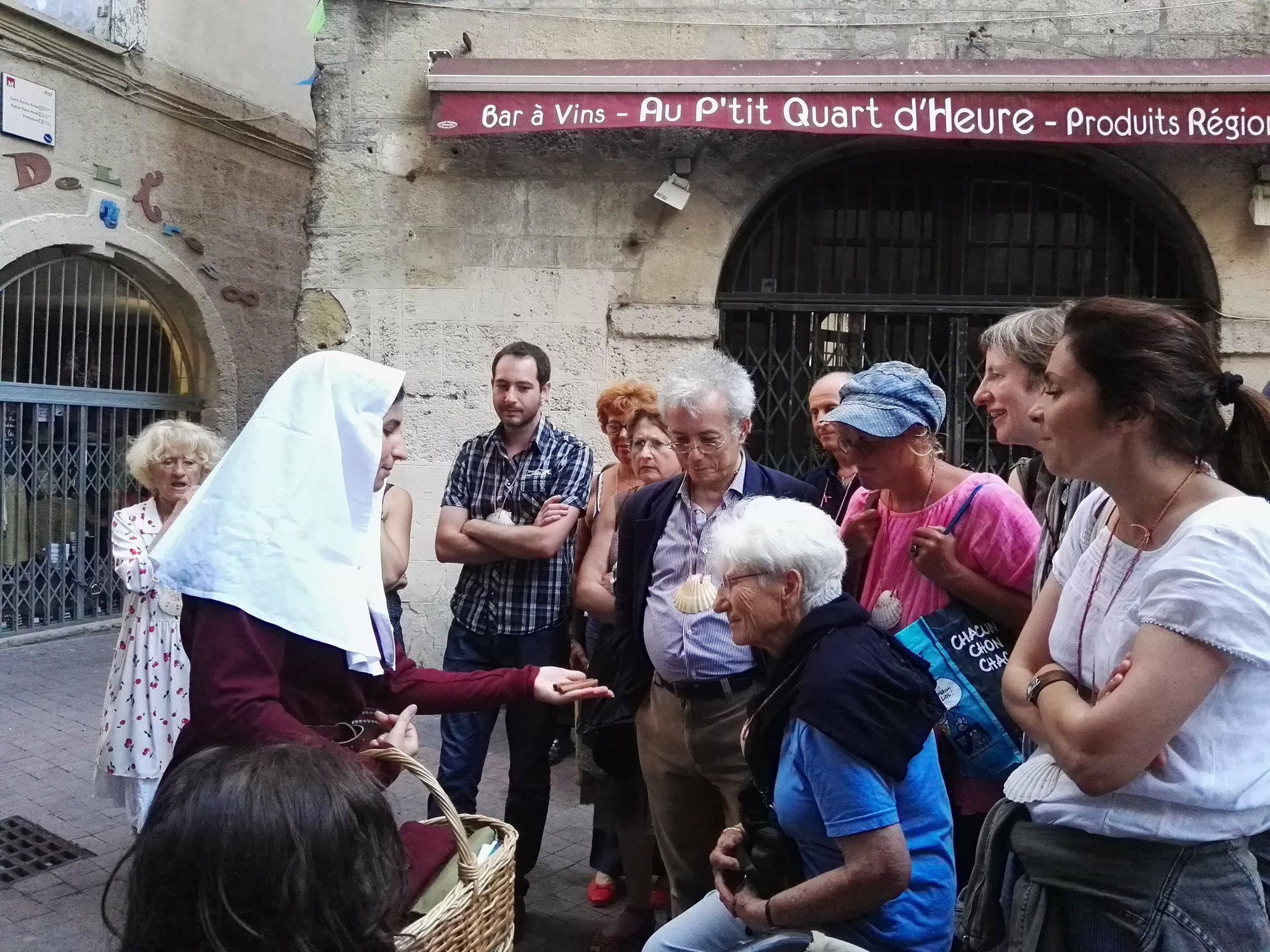French guided tour: Theatrical tours in Pignan