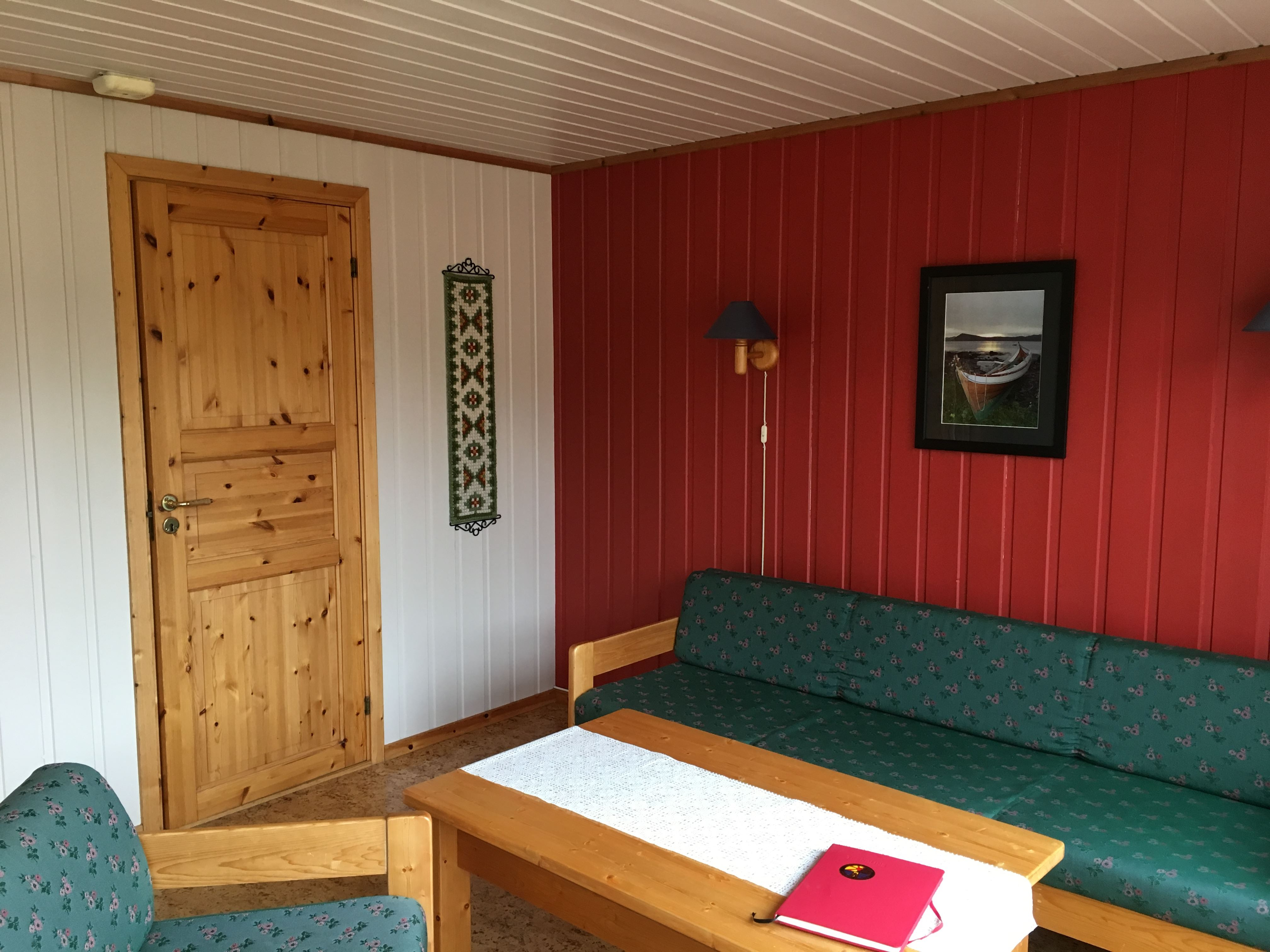 Bungalow med to soverom
