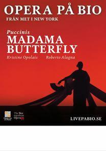 Säsongstart Live på bio: Metropolitan opera Madama Butterfly