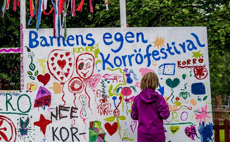 The children's own Korröfestival!
