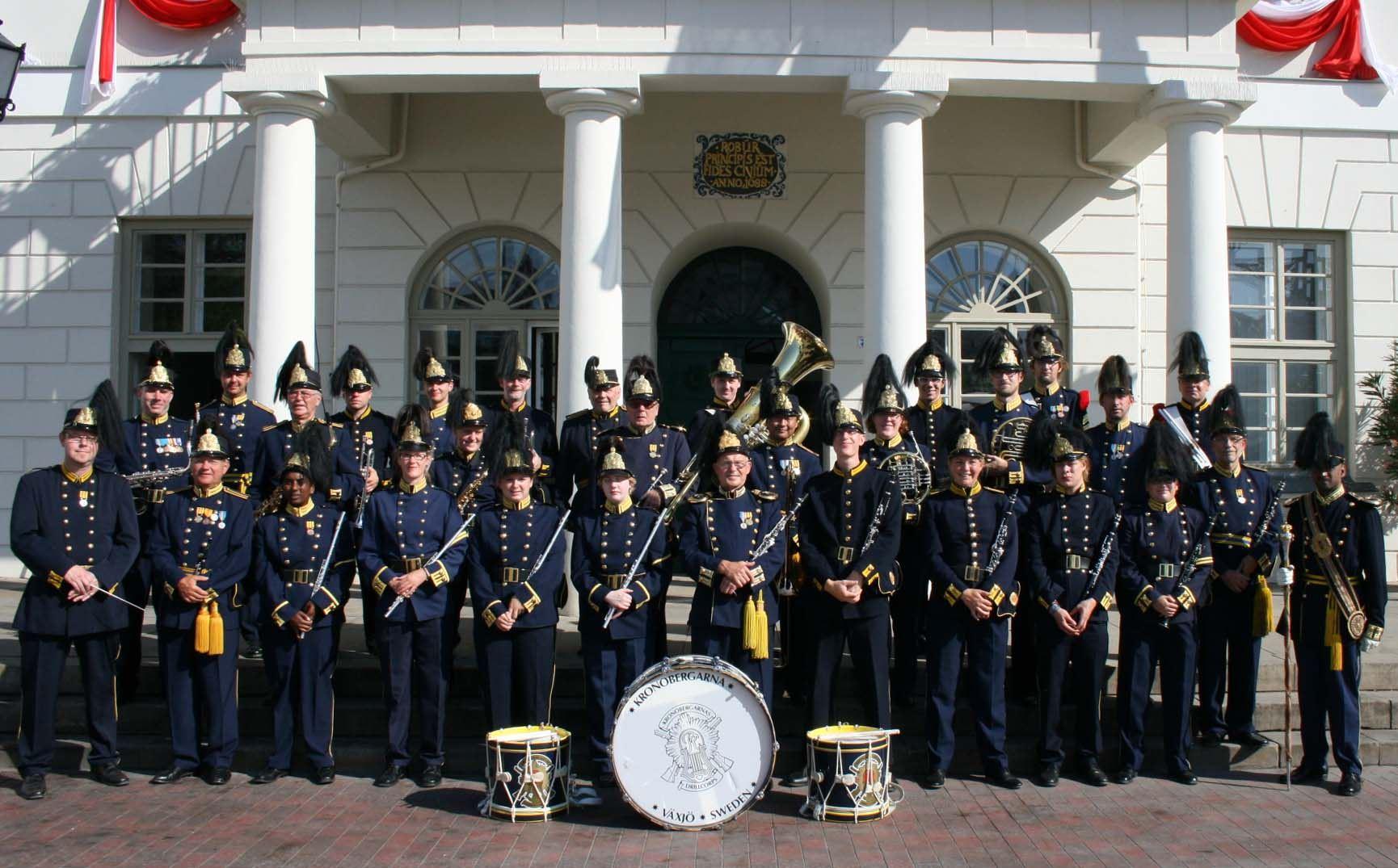 Musik: Jubileumskonsert med Kronobergarnas Musikkår