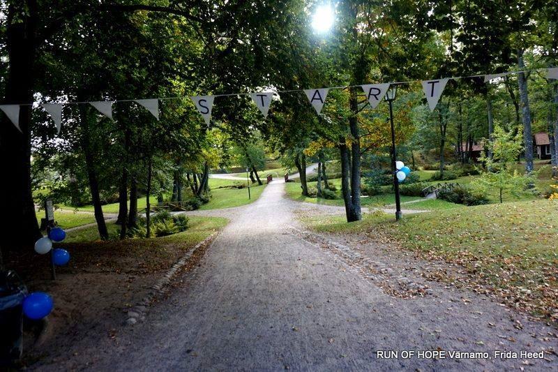 Run of Hope i Apladalen 2018