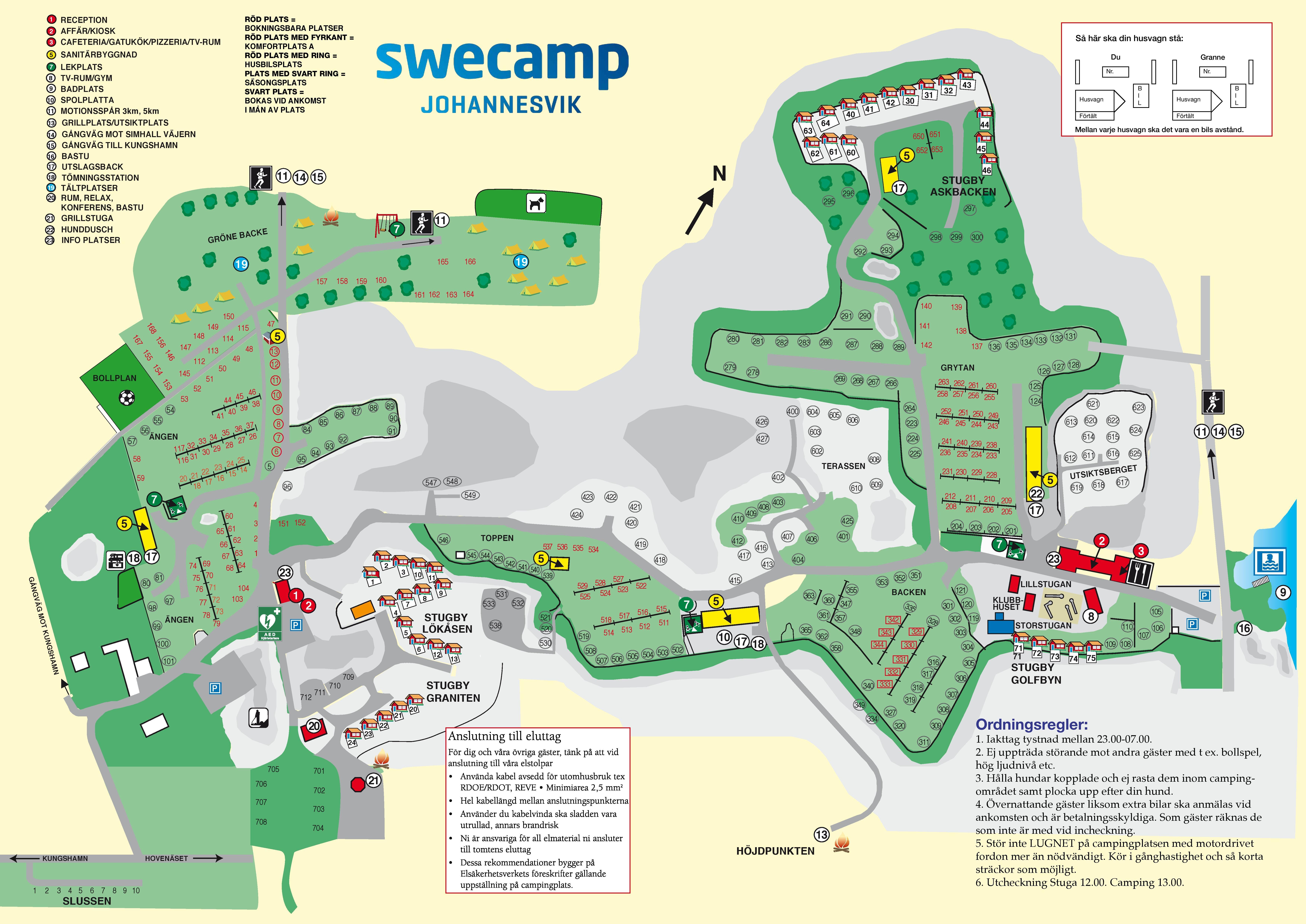 Johannesvik Camping & Stugby