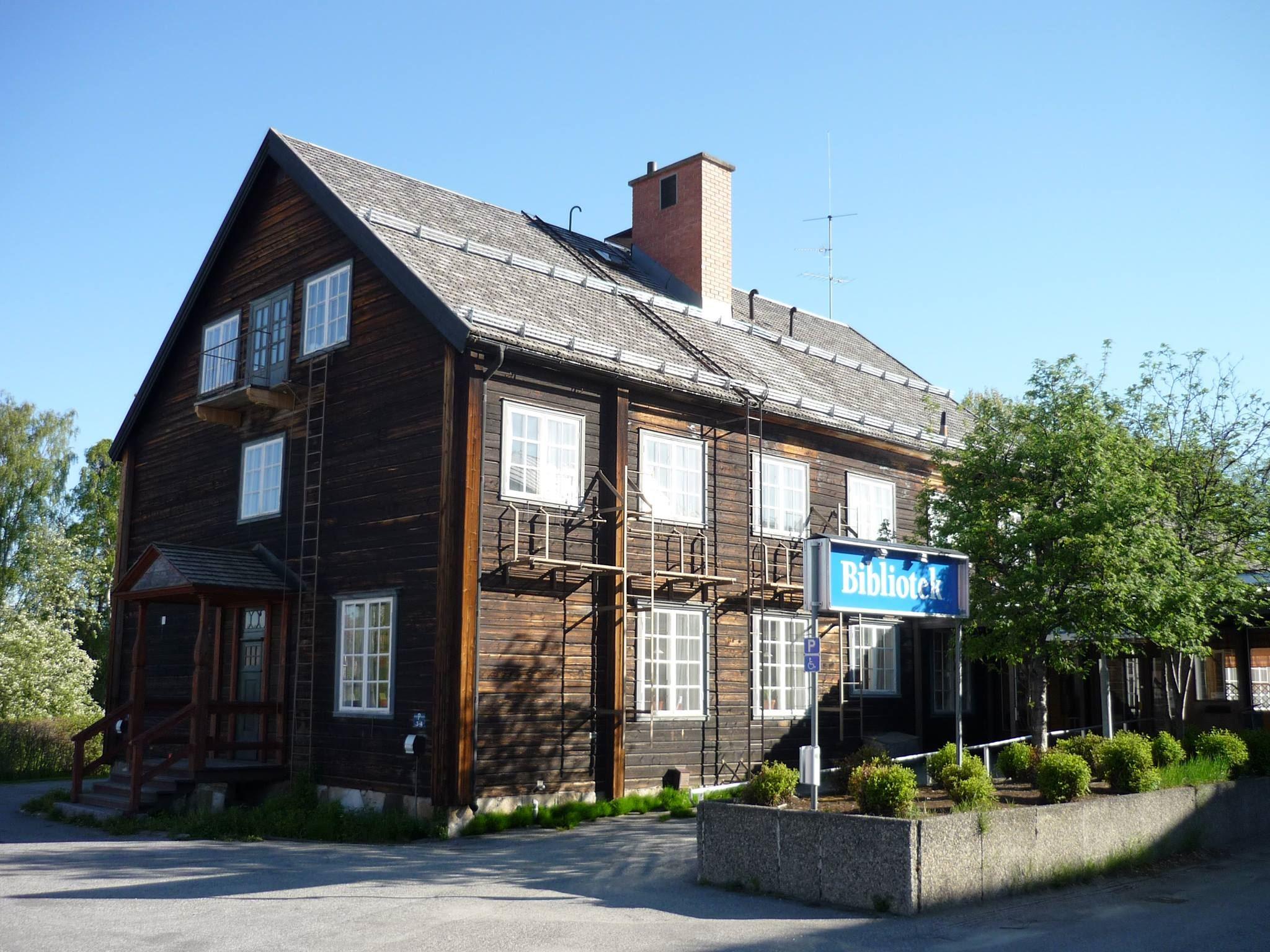 The Storuman library