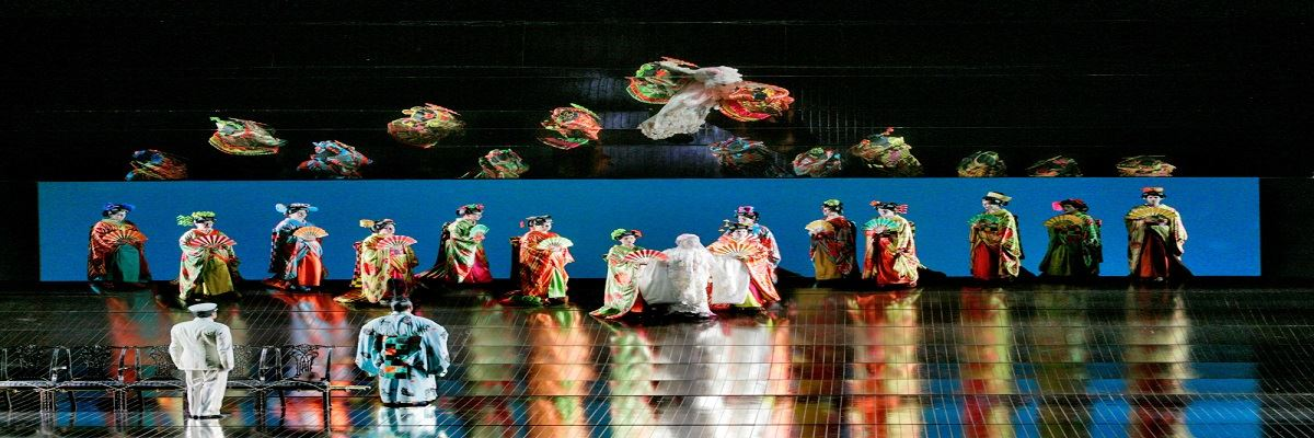 Foto: madame-butterfly_foto_kenhoward_web,  © Copy: Visit Östersund, Opera from Met - Madama Butterfly – favorite in rerun, at OSD