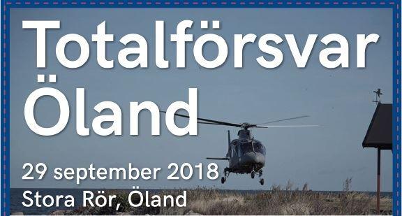 Totalförsvar Öland - performance