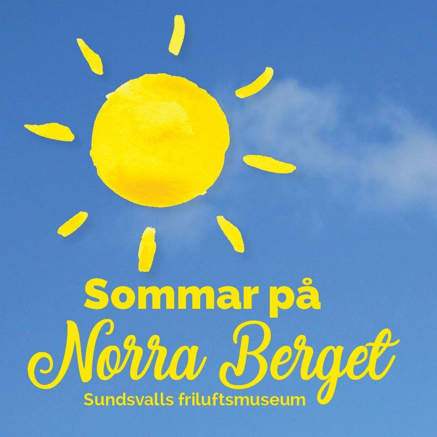 Sommar på Norra Berget