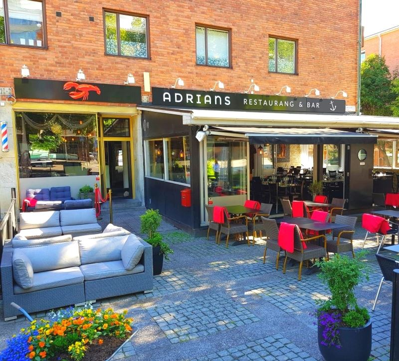 Adrians restaurant and bar
