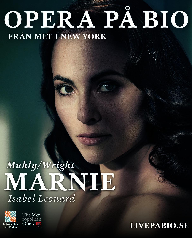 Metropolitanoperan ger Marnie