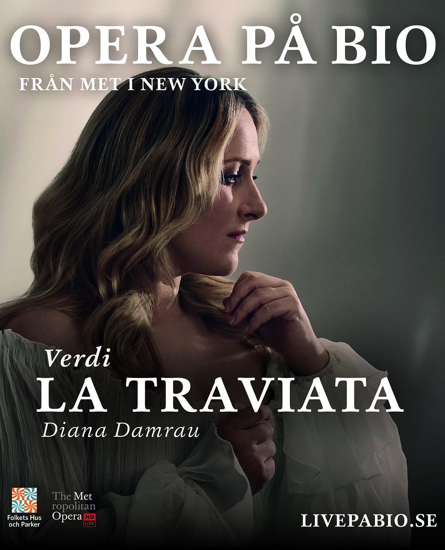 Metropolitanoperan ger La Traviata