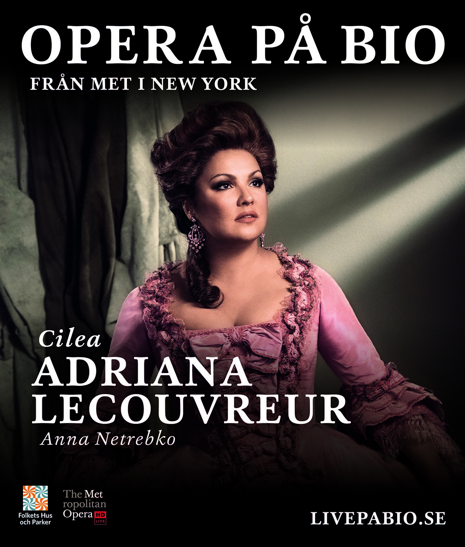 Metropolitanoperan ger Adriana Lecouvreur