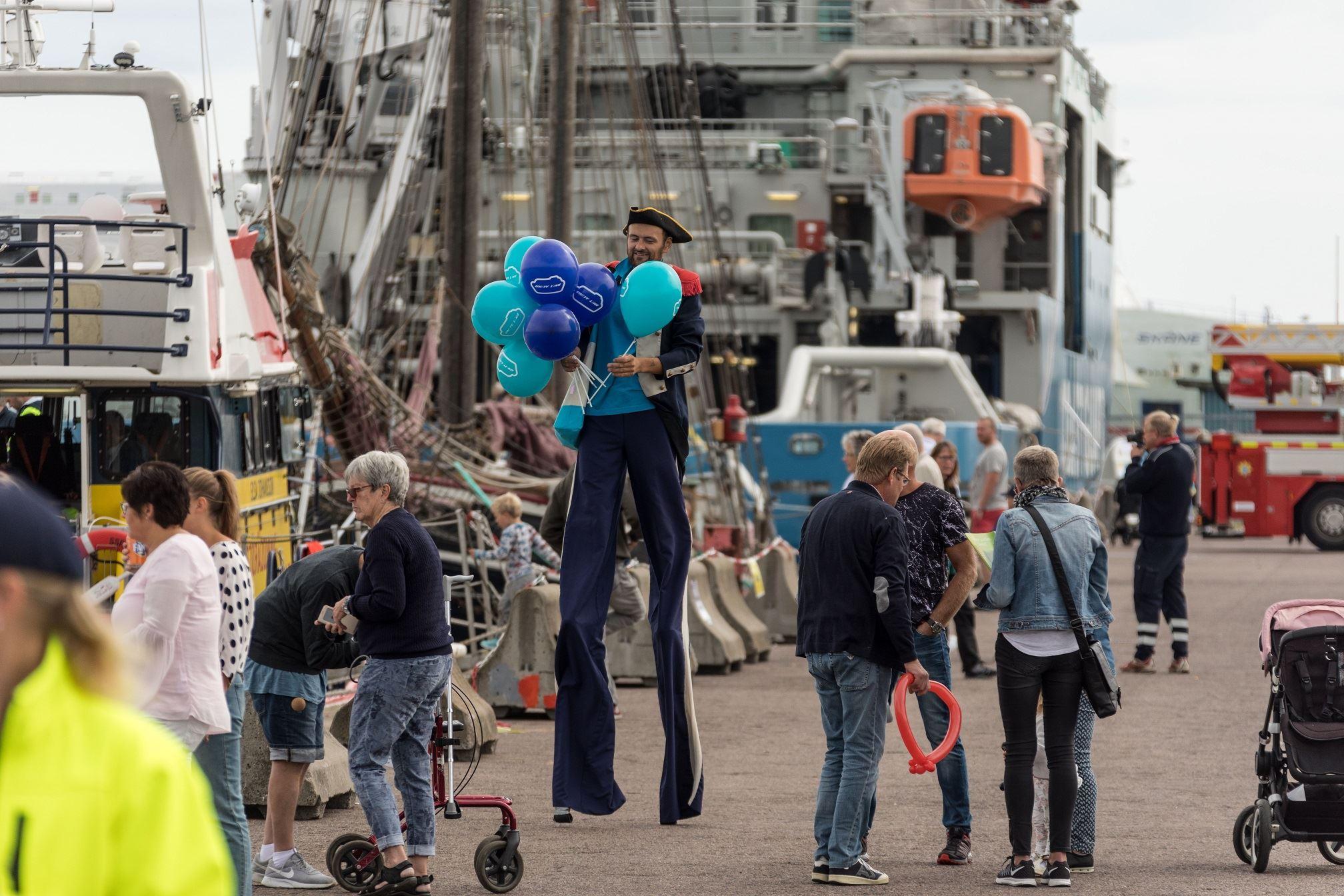 Hamnens dag i Trelleborg
