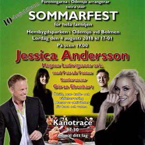 Sommerfest in Odensjö