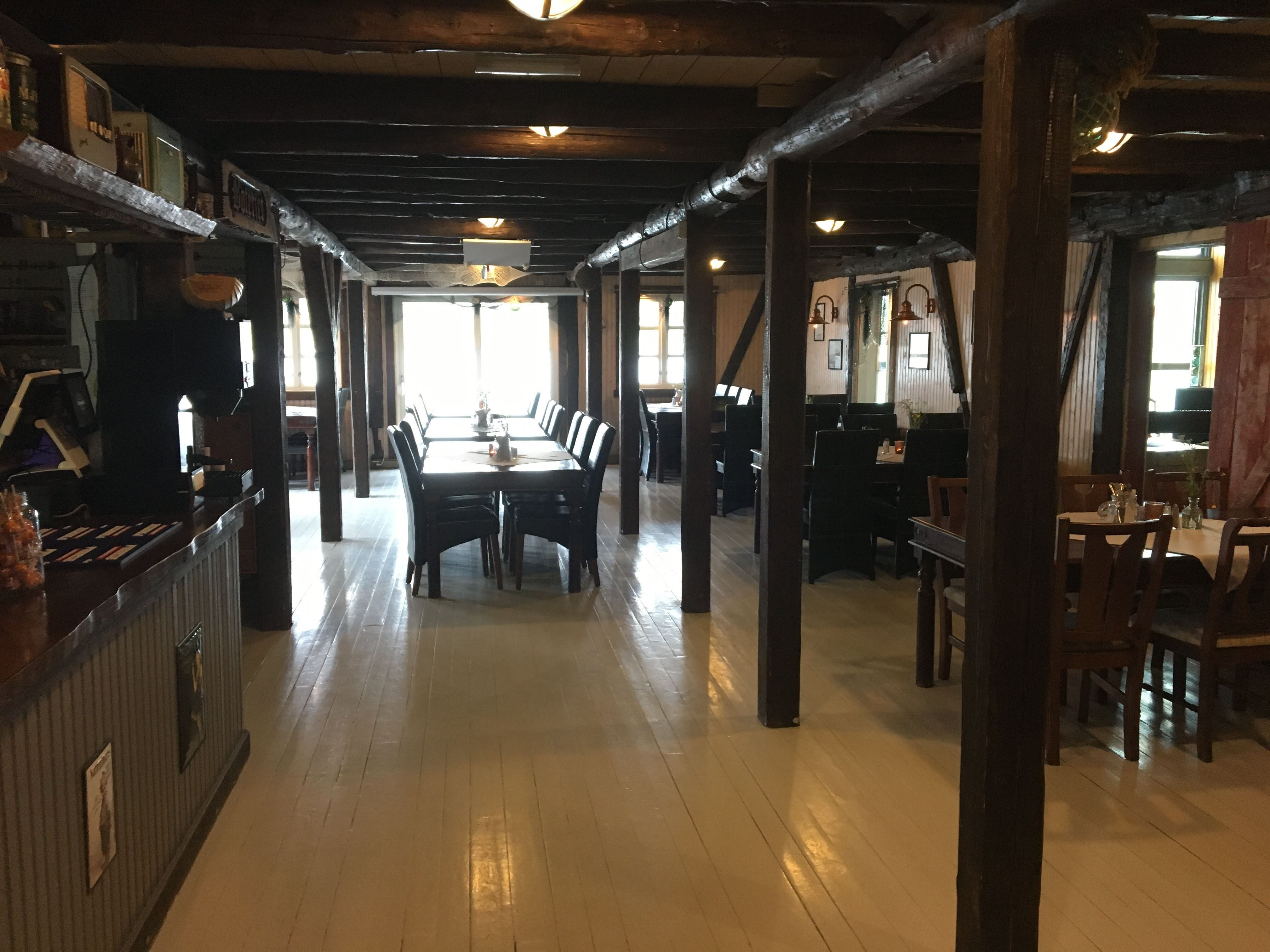 Bøteriet restaurant på Dønna