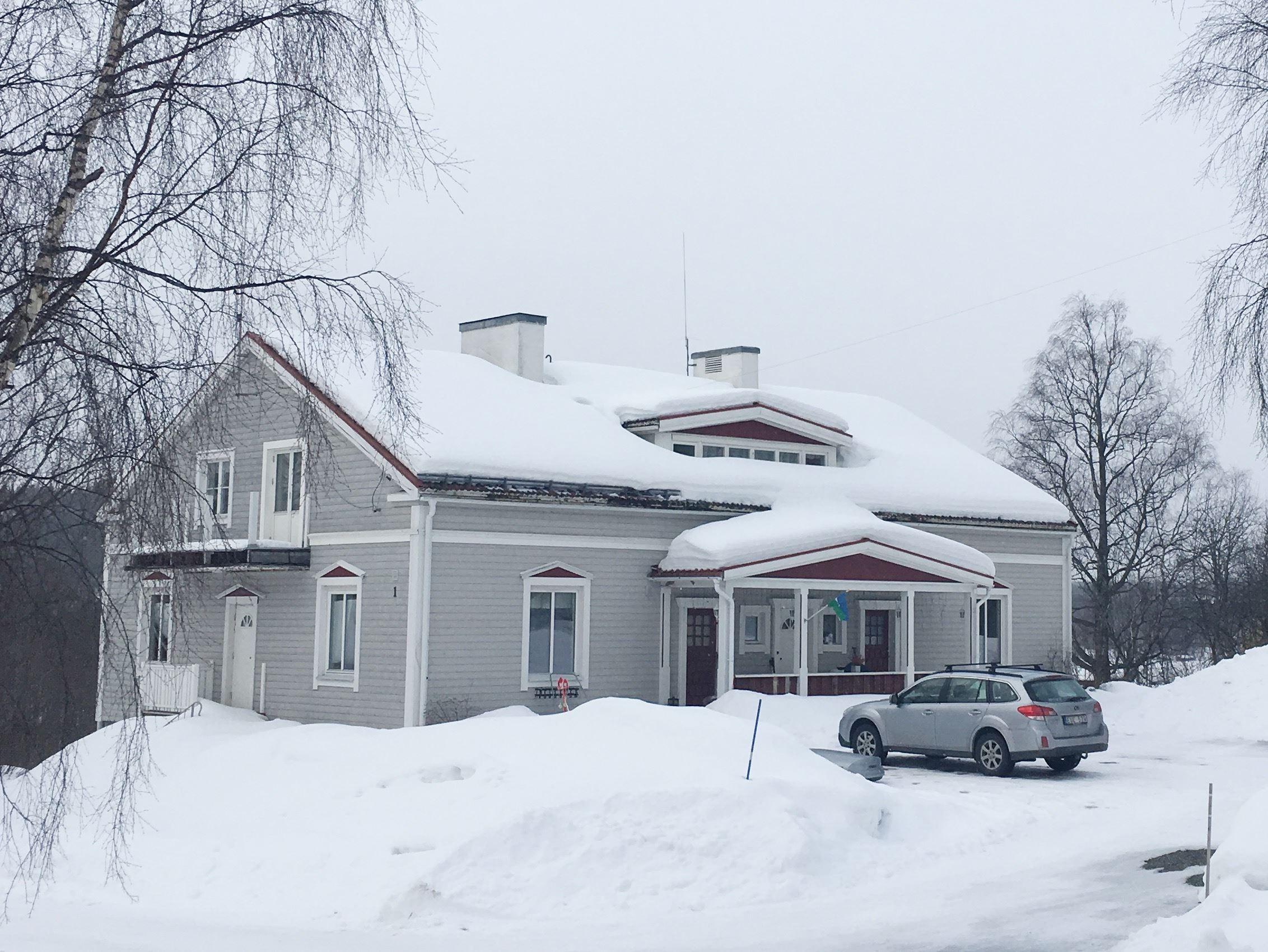 HV059 House in Stugun