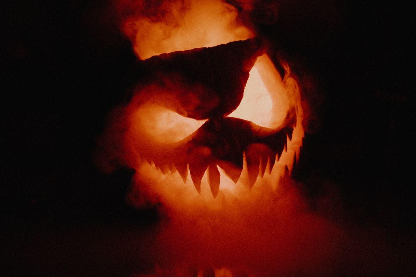 Halloween på High Chaparral