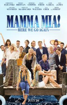 MAMMA MIA! HERE WE GO AGAIN - Bio i Kilafors