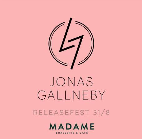 AFTER WORK + RELEASEFEST MED JONAS GALLNEBY