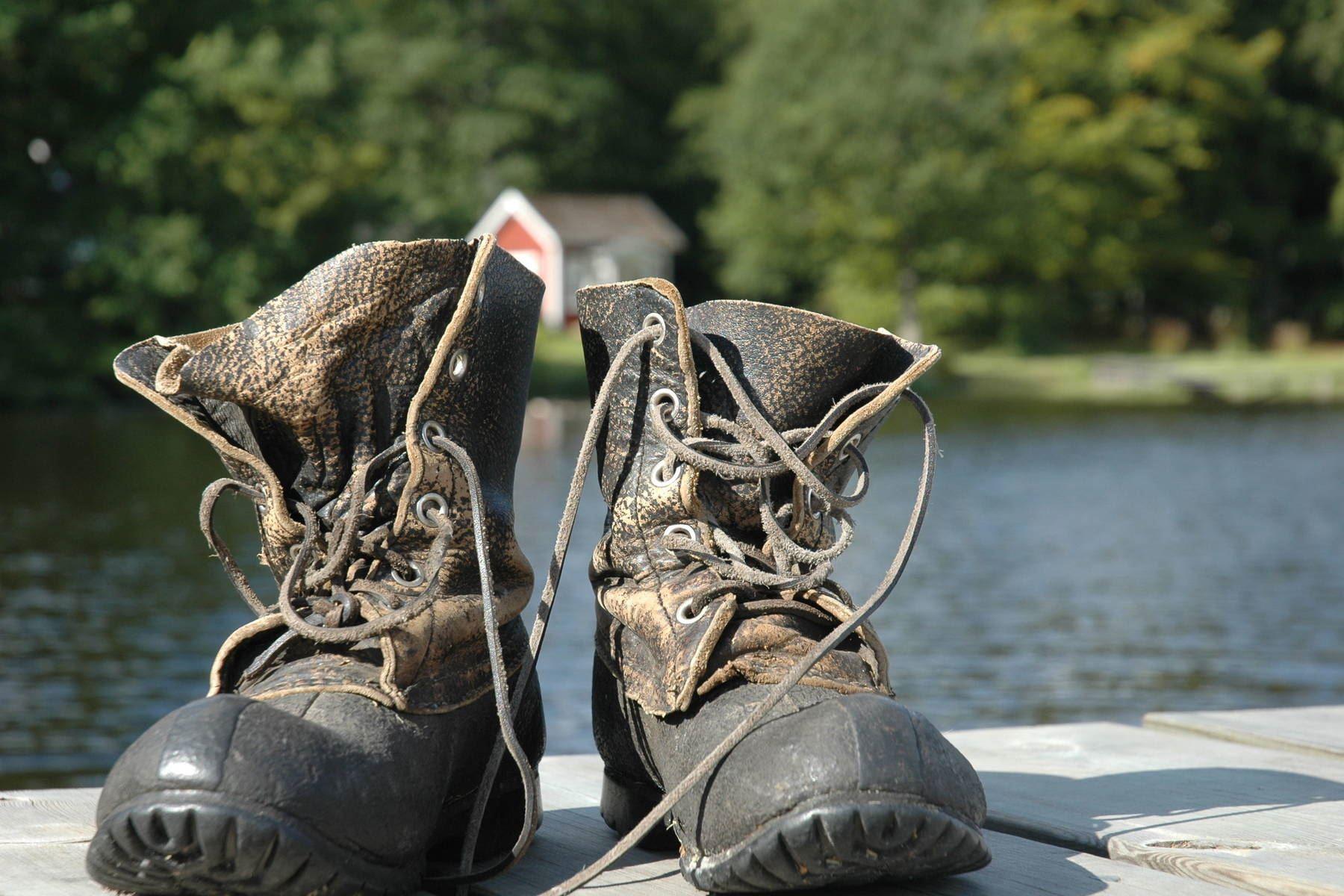 Hiking: Västra Sigfridsleden, 170 km.