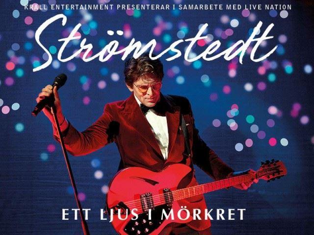 Consert: Niklas Strömstedt's Christmas Show at Alandica