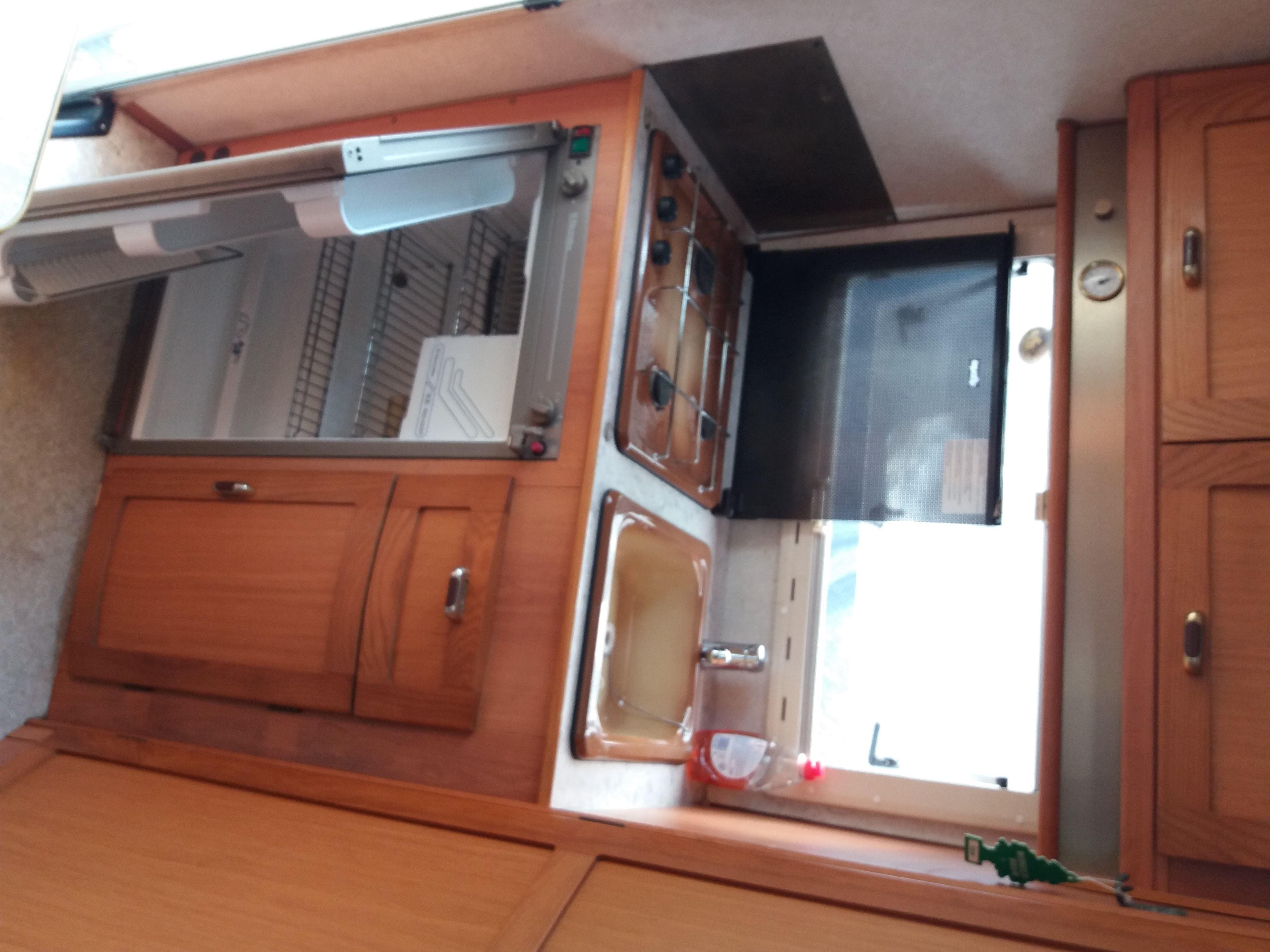 Steda Caravan and Camper