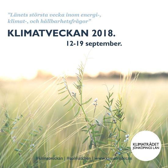 Klimatveckan 2018