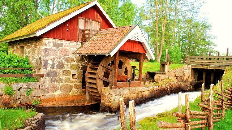 Åryds industrial area