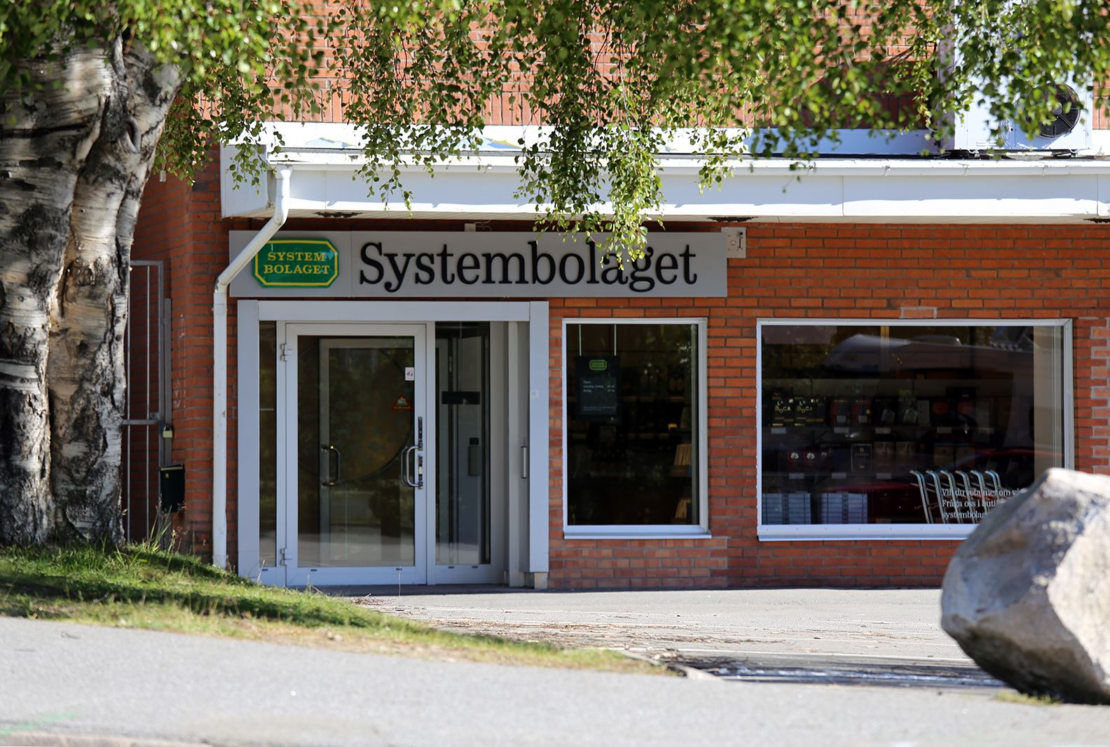 Anna Edvall,  © Linjalen, Systembolaget i Storuman
