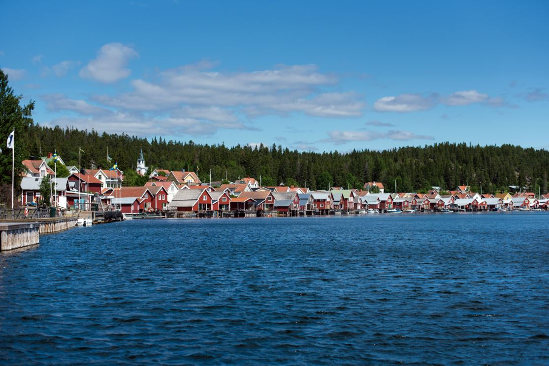Ulvön with picnic from Köpmanholmen