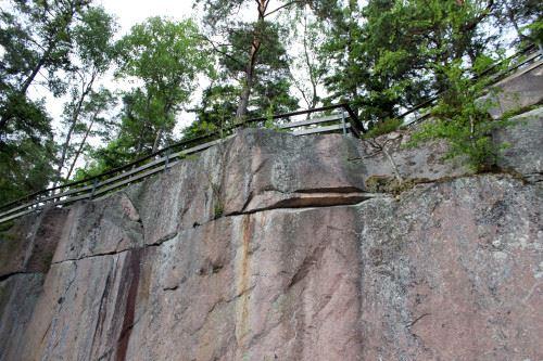 Linda Brattström, Singoallas grotta/ Hultaklint utsiktsplats