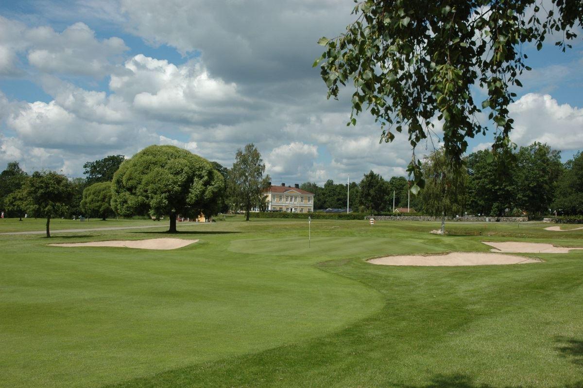 Golf: Växjö GK
