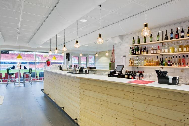 Östergatan's Restaurant and Sportsbar - Myresjöhur Arena